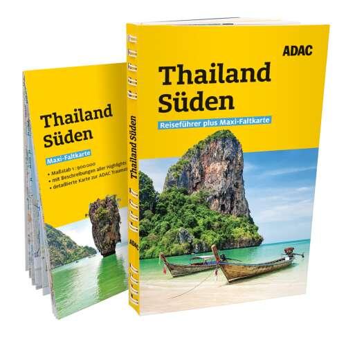 ADAC Reiseführer plus Thailand Süden