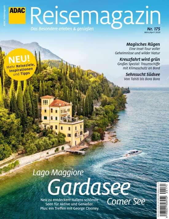 ADAC Reisemagazin Schwerpunkt Frühling in Italien
