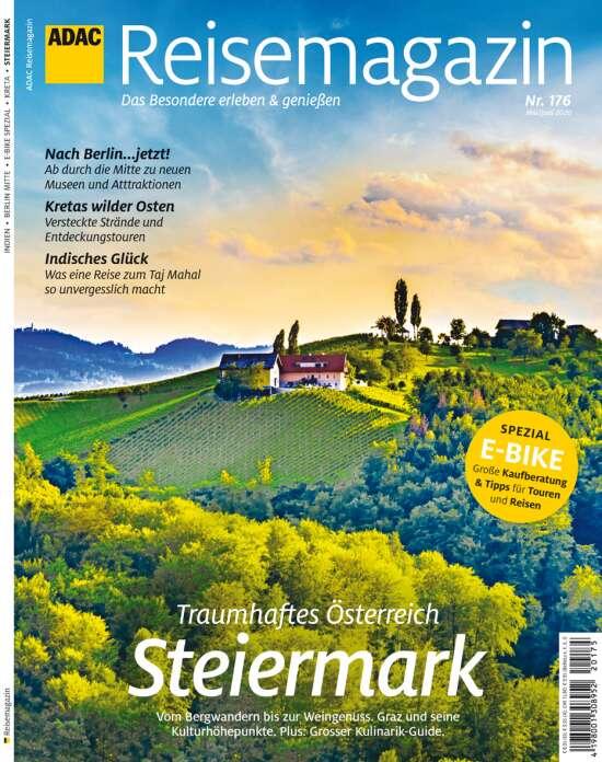ADAC Reisemagazin Schwerpunkt Steiermark