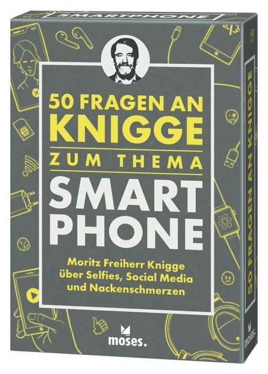 50 Fragen an Knigge zum Thema Smartphone