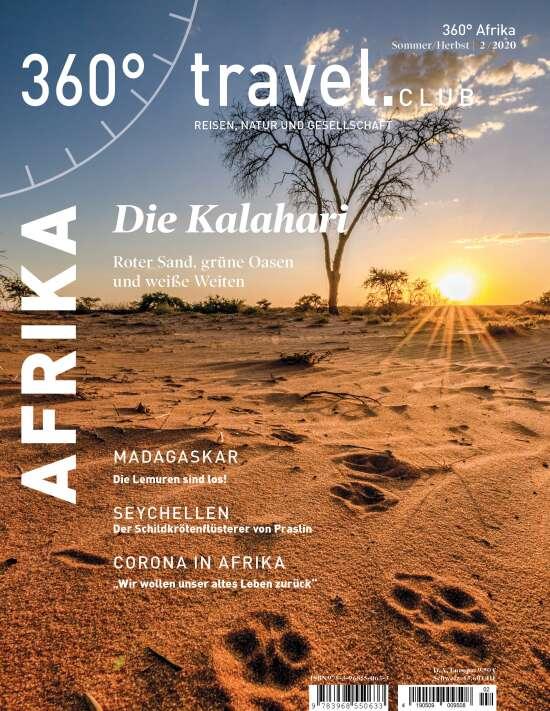 360° Afrika - Ausgabe Sommer/Herbst 2020