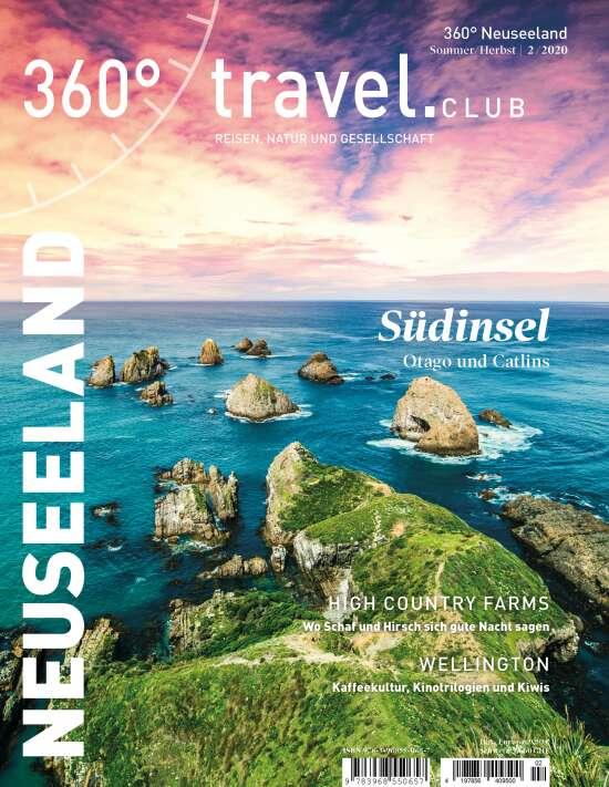 360° Neuseeland - Ausgabe Sommer/Herbst 2020