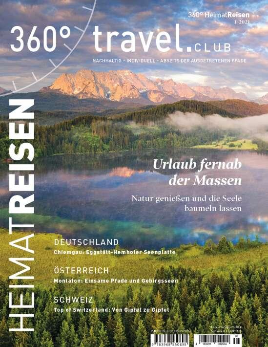 360° HeimatReisen - Ausgabe 1/2021