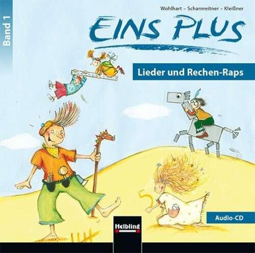 EINS PLUS 1. Ausgabe Deutschland. Audio-CD