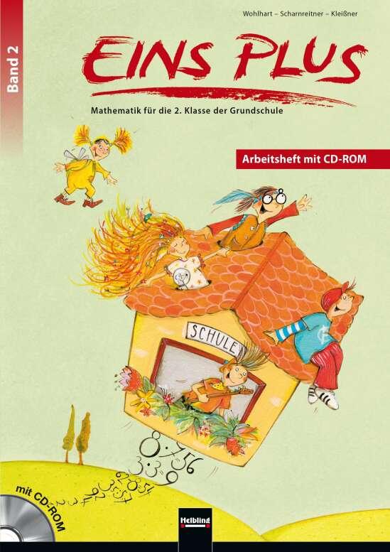 EINS PLUS 2. Ausgabe Deutschland. Arbeitsheft mit Lernsoftware