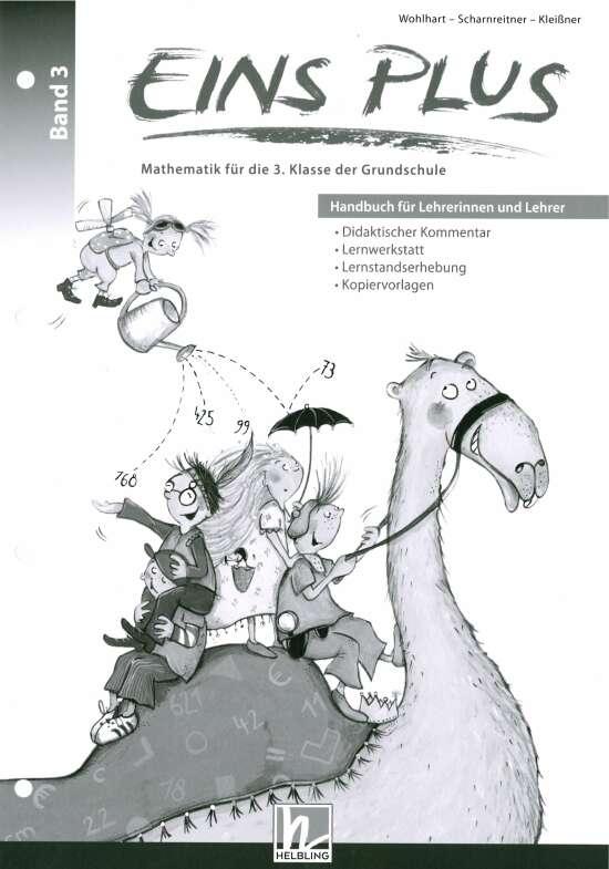 EINS PLUS 3. Ausgabe Deutschland. Handbuch für Lehrerinnen und Lehrer