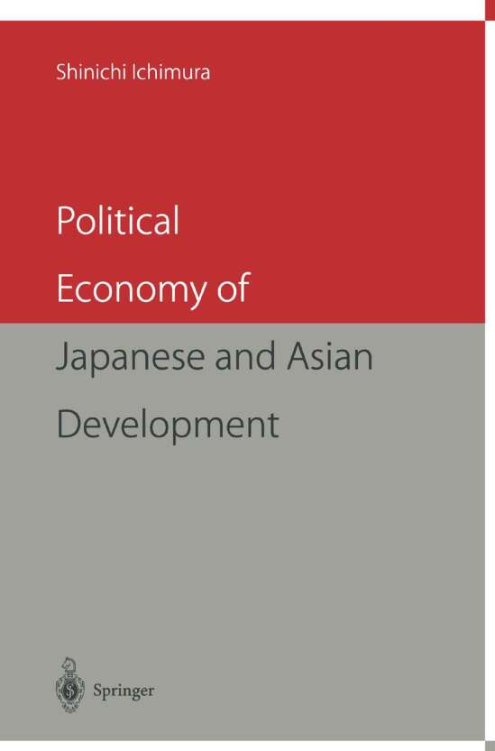 Political Economy of Japanese and Asian Development
