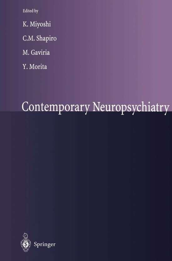 Contemporary Neuropsychiatry