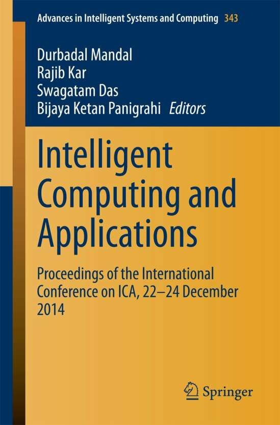 Intelligent Computing and Applications