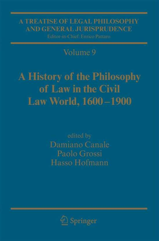 A Treatise of Legal Philosophy and General Jurisprudence