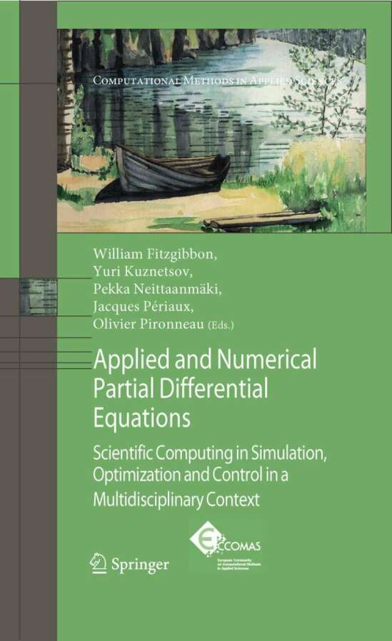 Applied and Numerical Partial Differential Equations