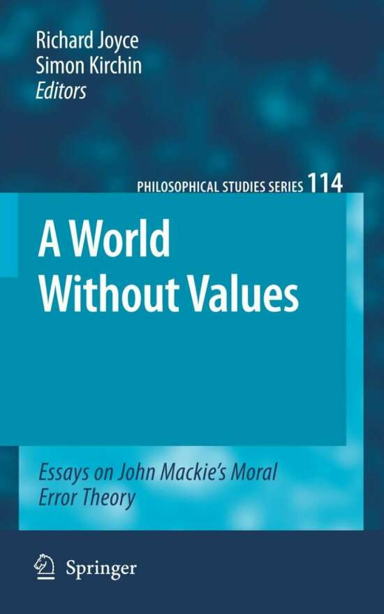A World Without Values