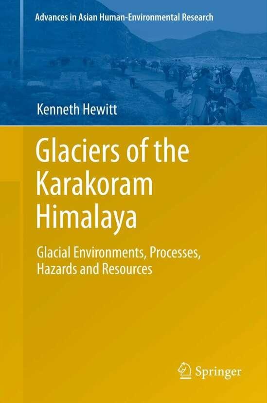 Glaciers of the Karakoram Himalaya