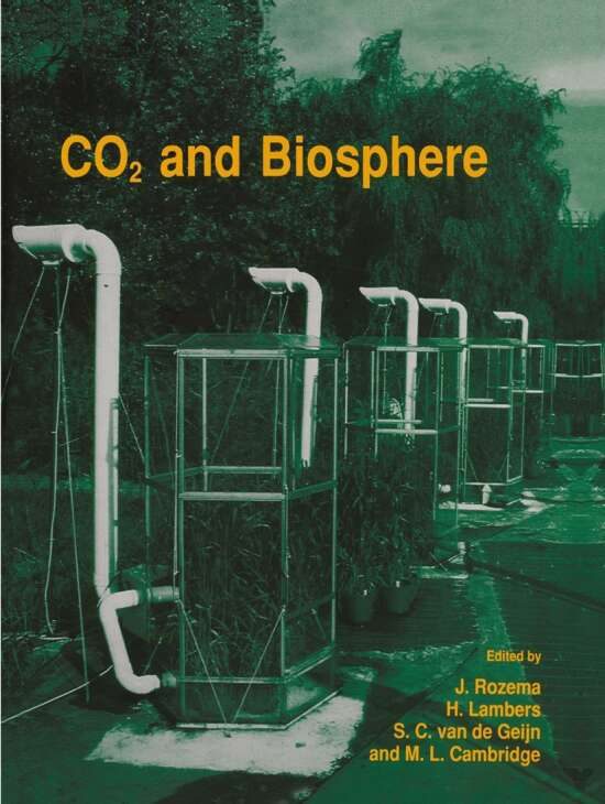 CO2 and biosphere