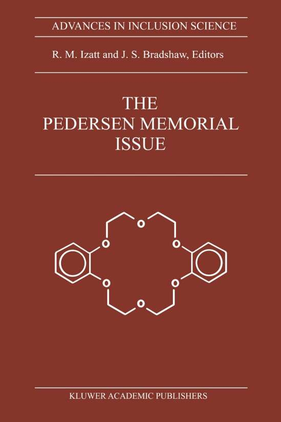 The Pedersen Memorial Issue