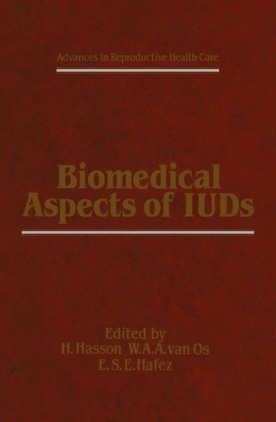 Biomedical Aspects of IUDs