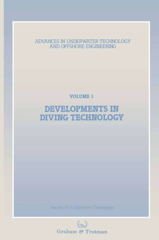 Developments in Diving Technology