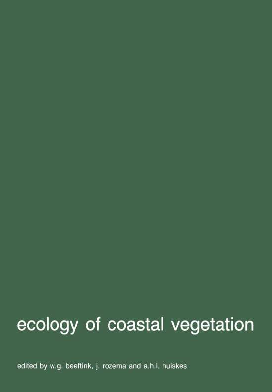 Ecology of coastal vegetation