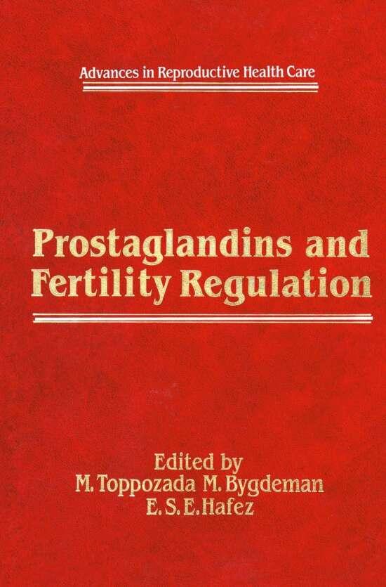Prostaglandins and Fertility Regulation
