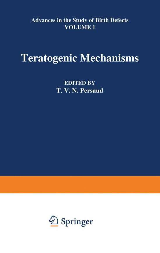 Teratogenic Mechanisms
