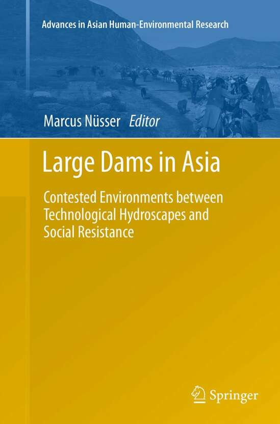 Large Dams in Asia