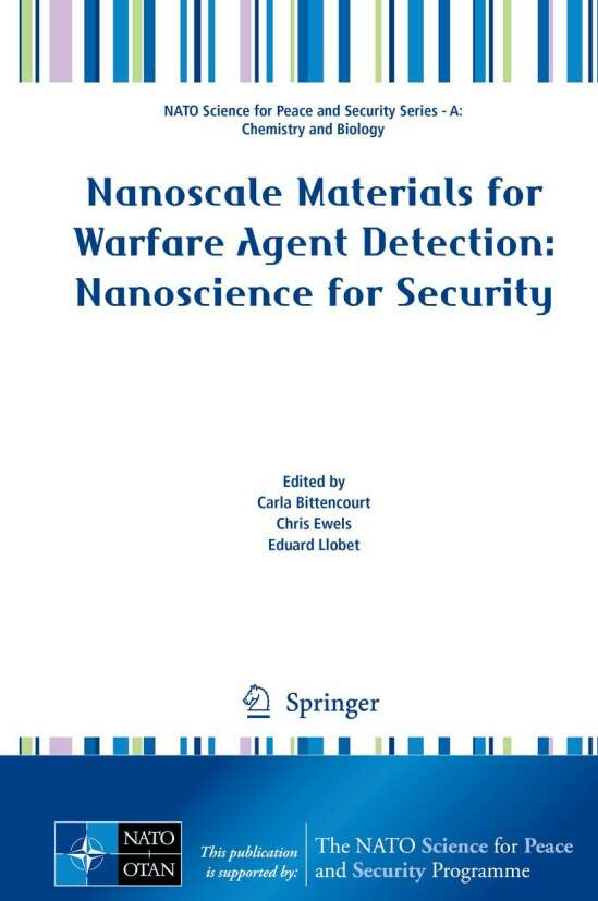Nanoscale Materials for Warfare Agent Detection: Nanoscience for Security
