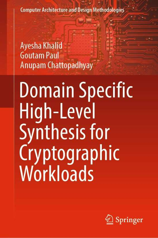 Domain Specific High-Level Synthesis for Cryptographic Workloads