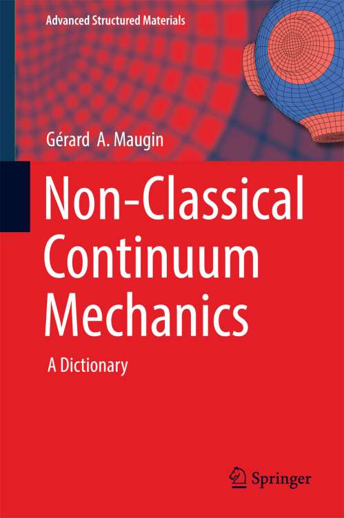 Non-Classical Continuum Mechanics