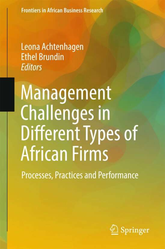 Management Challenges in Different Types of African Firms