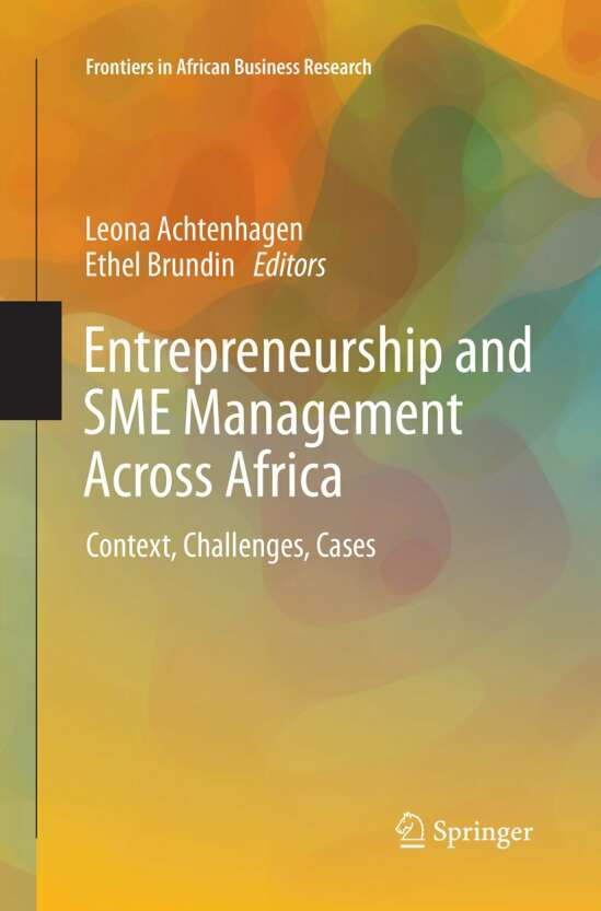 Entrepreneurship and SME Management Across Africa