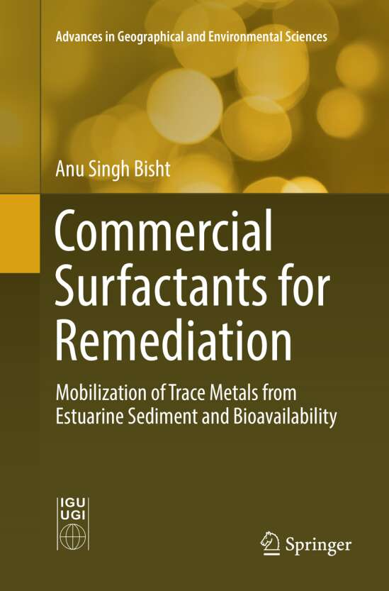 Commercial Surfactants for Remediation
