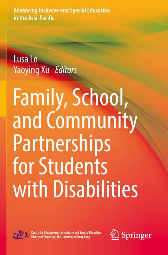 Family, School, and Community Partnerships for Students with Disabilities
