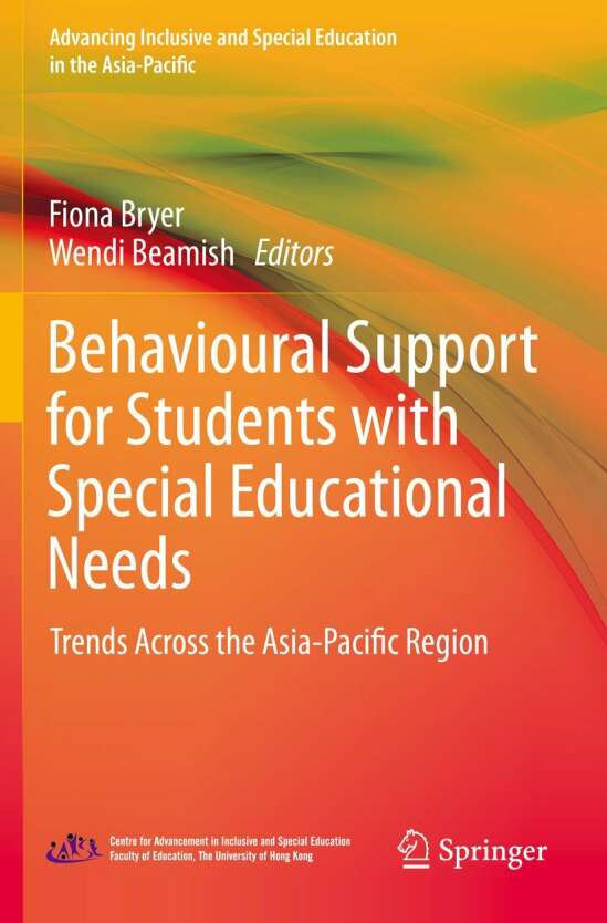 Behavioural Support for Students with Special Educational Needs