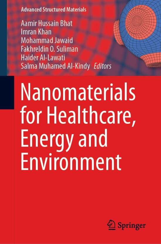 Nanomaterials for Healthcare, Energy and Environment