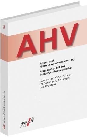 Textausgabe AHV-Gesetz
